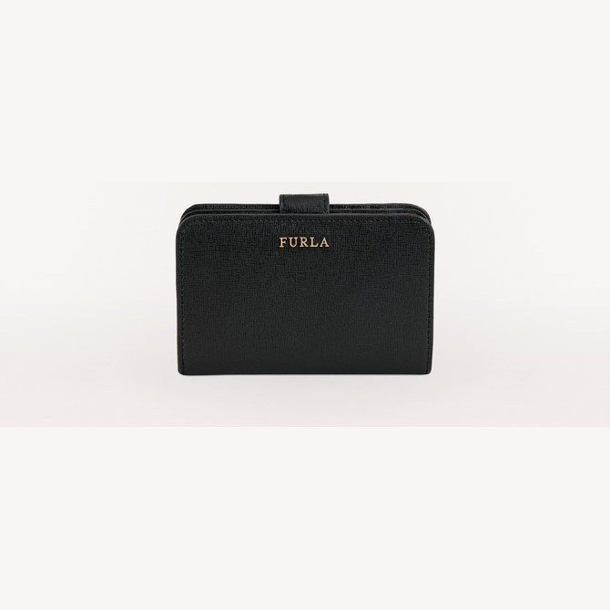 ZIP-AROUND-PORTEMONNAIE NERO FURLA BABYLON