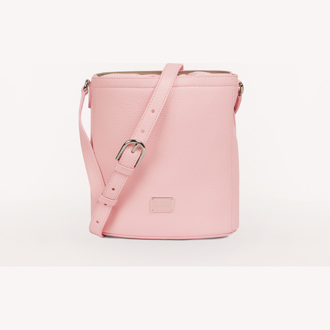BUCKET BAG S ROSA CHIARO h FURLA SET