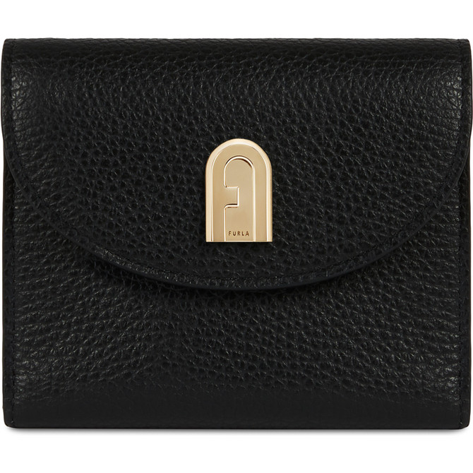 BI-FOLD NERO FURLA SLEEK