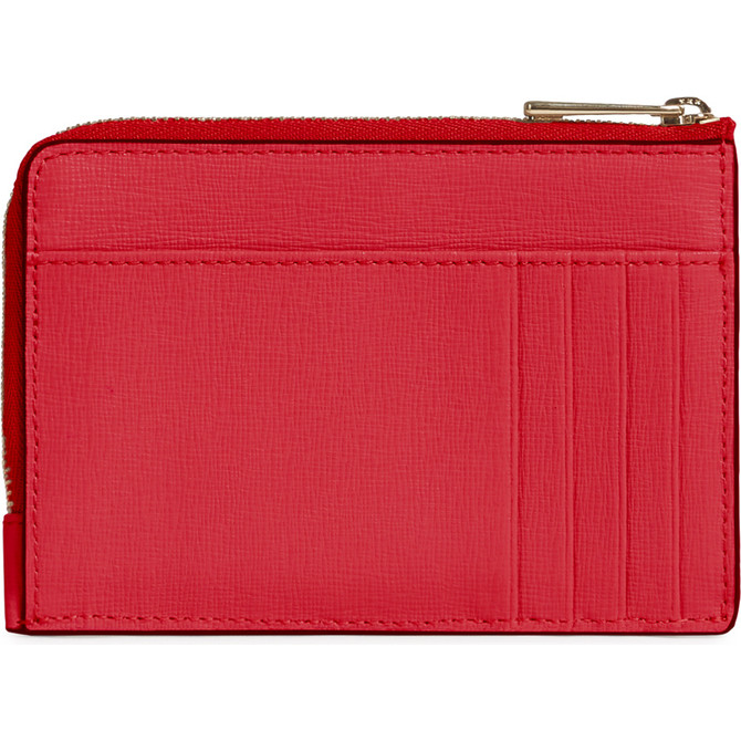 CREDIT CARD CASE FRAGOLA h FURLA BABYLON