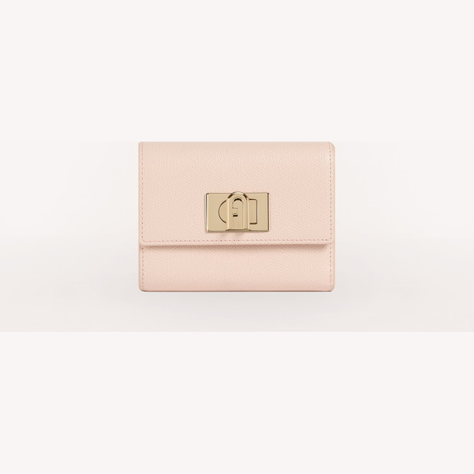 COMPACT WALLET  CANDY ROSE FURLA 1927