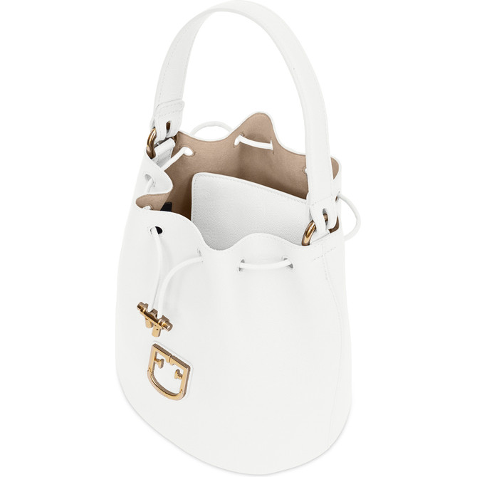 BUCKET BAG S CHALK FURLA CORONA