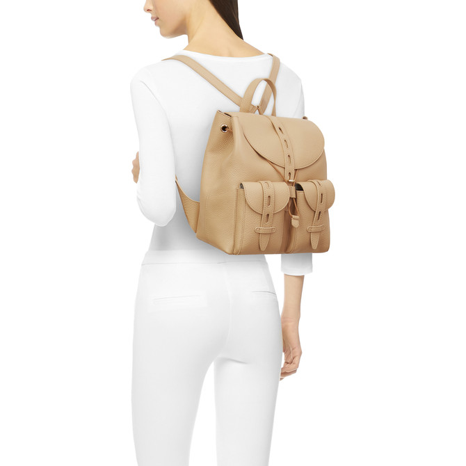 BACKPACK S SAND h FURLA NET