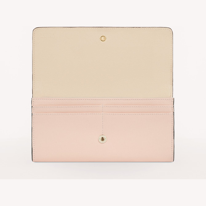 CONTINENTAL WALLET  CANDY ROSE FURLA BABYLON