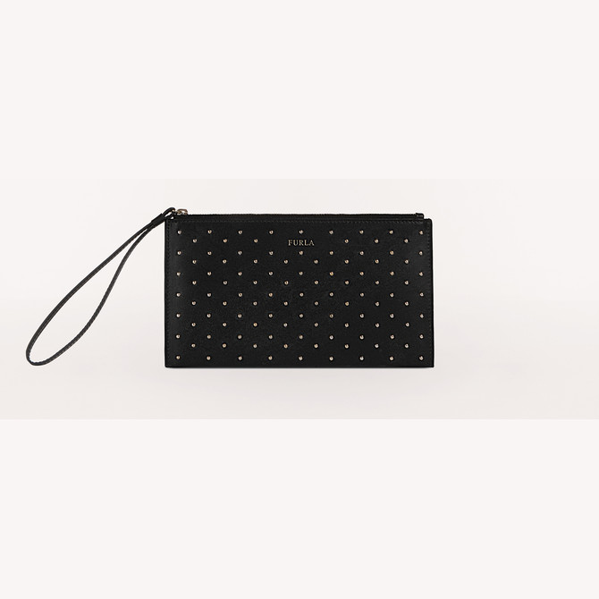 ENVELOPE NERO FURLA ENVELOPE