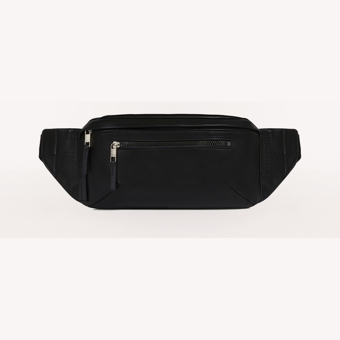 BELT BAG NERO FURLA MAN TECHNICAL