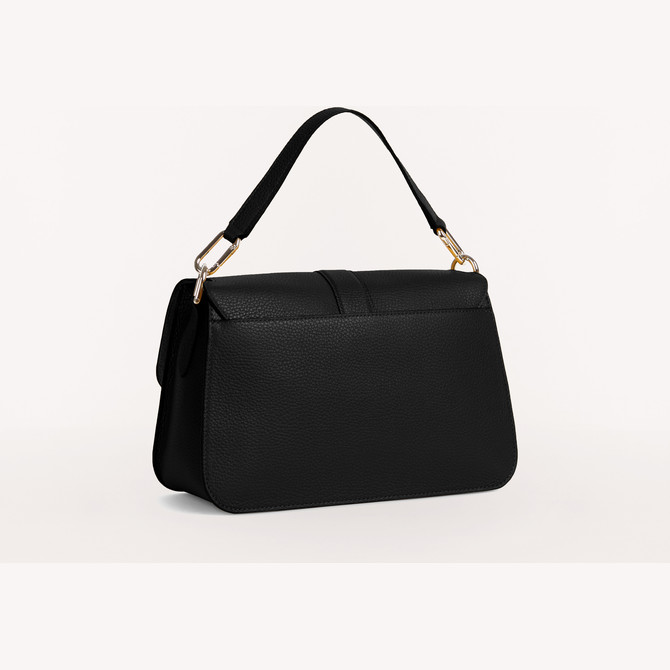 TOP HANDLE M NERO FURLA SOFIA GRAINY