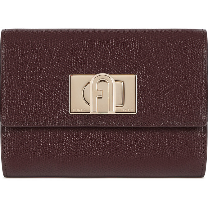 PLEGABLE BURGUNDY FURLA 1927
