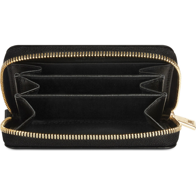 ZIP AROUND NERO FURLA RITA