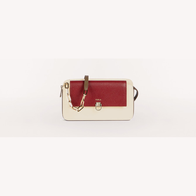 MINI BAG XL CILIEGIA FURLA MISS MIMI'