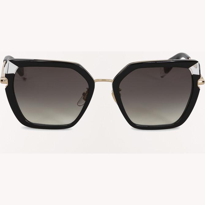 SUNGLASSES Nero Furla sunglasses sfu514