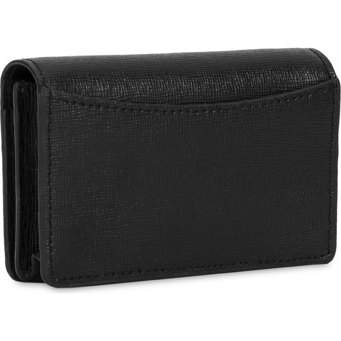 BUSINESS CARD CASE ONYX FURLA BABYLON
