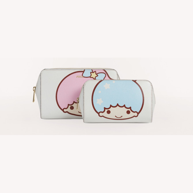 COSMETIC CASE TONI ROSA FURLA KITTY