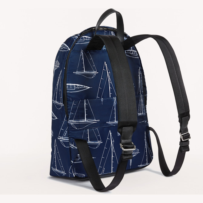 BACKPACK M TONI BLU FURLA MAN TECHNICAL