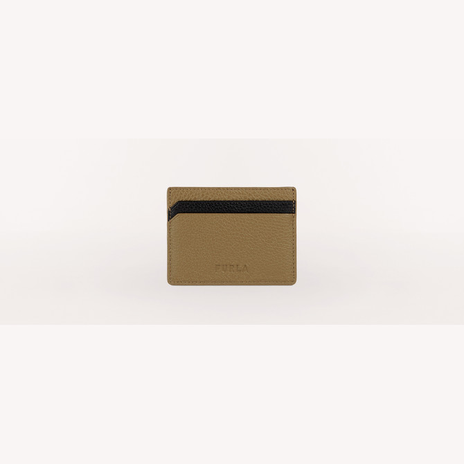 CREDIT CARD CASE MILITARE i FURLA ESSENTIAL