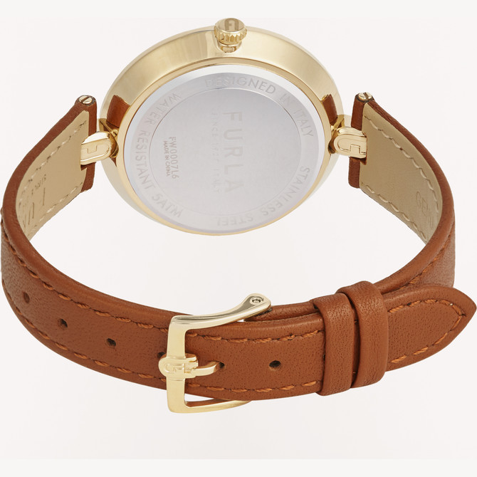 WATCH COGNAC h FURLA LOGO LINKS