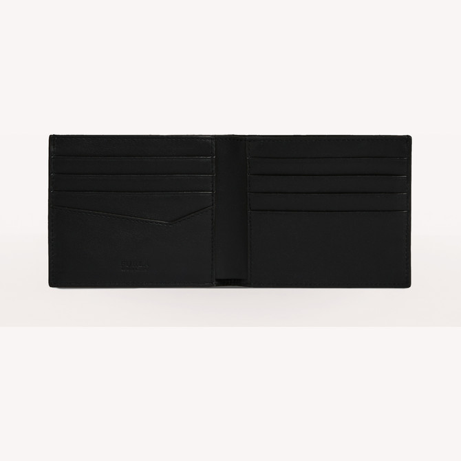 PLEGABLE NERO FURLA MAN MARTE