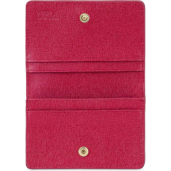 BUSINESS CARD CASE RUBY FURLA BABYLON