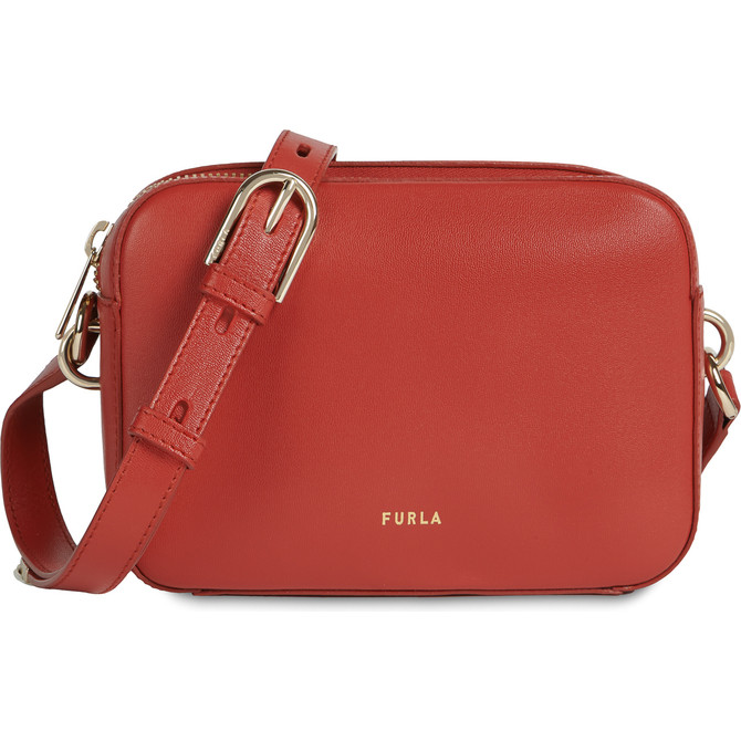 MINI CROSSBODY CHILI OIL FURLA BLOCK