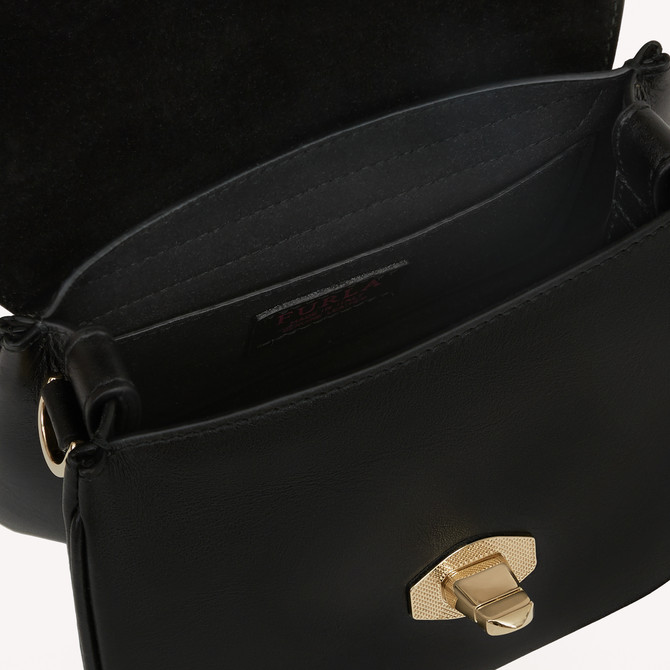MINI TOP HANDLE NERO FURLA EYE
