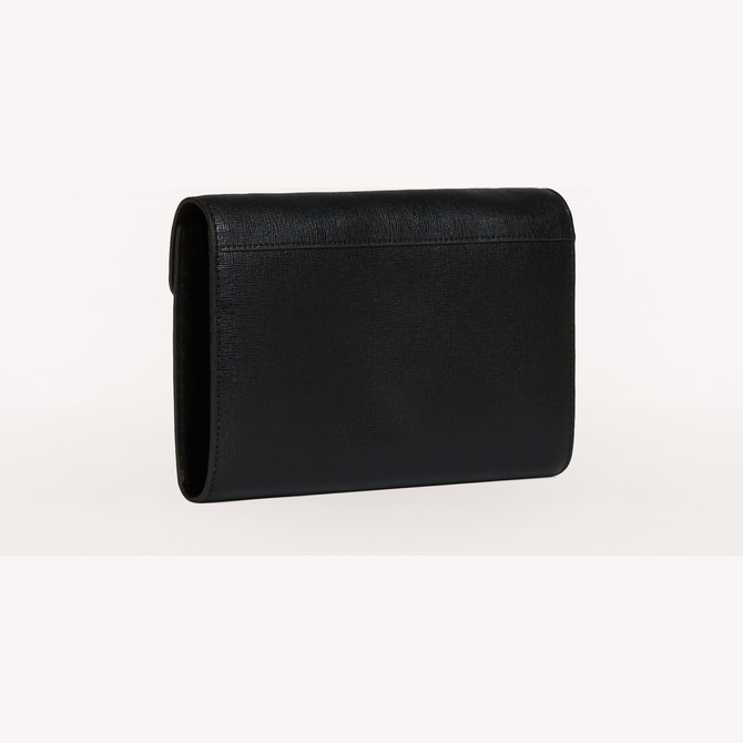 CHAIN WALLET NERO FURLA BABYLON