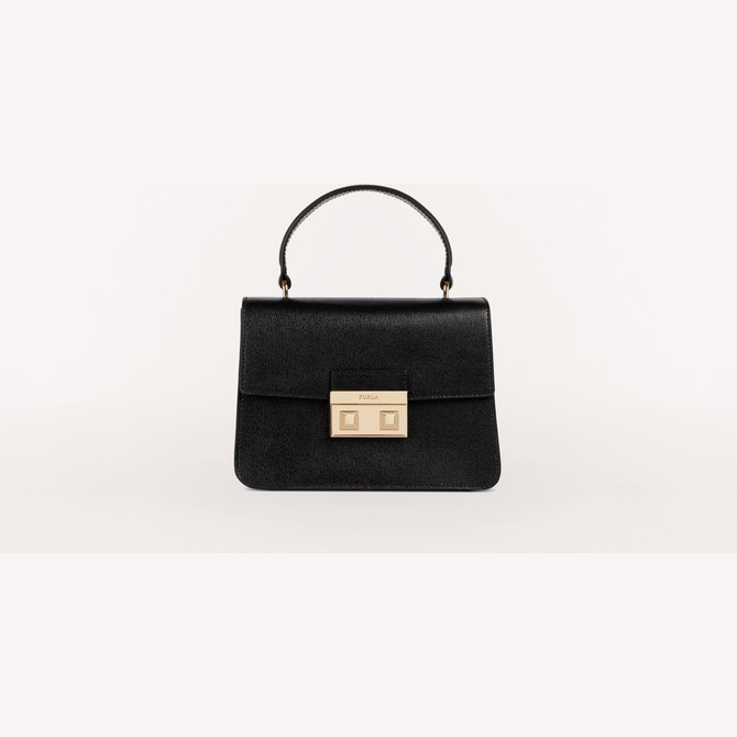 MINI TOP HANDLE NERO FURLA LND