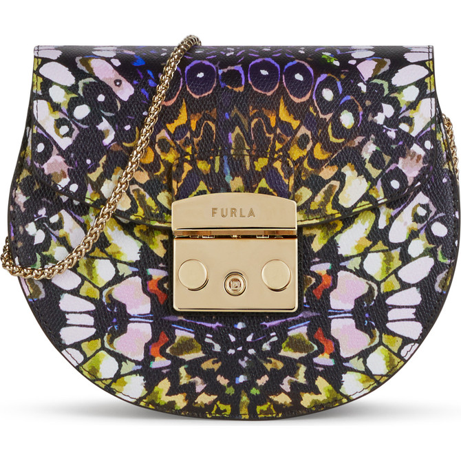 MINI CROSSBODY TONI PURPLE FURLA METROPOLIS