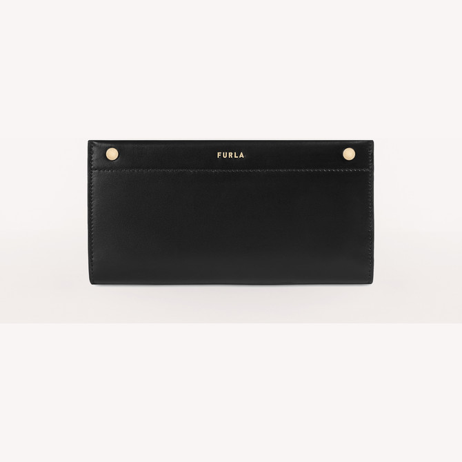 CONTINENTAL WALLET XL NERO FURLA LADY M