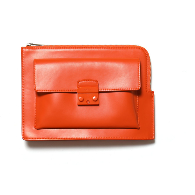 MINI BAG XL ORANGE i FURLA METROPOLIS