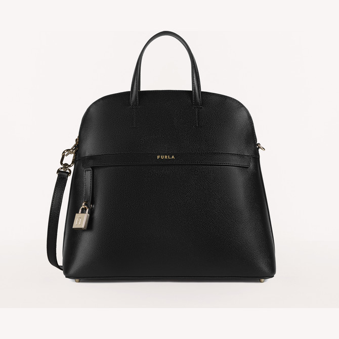 SAC À MAIN L NERO FURLA PIPER
