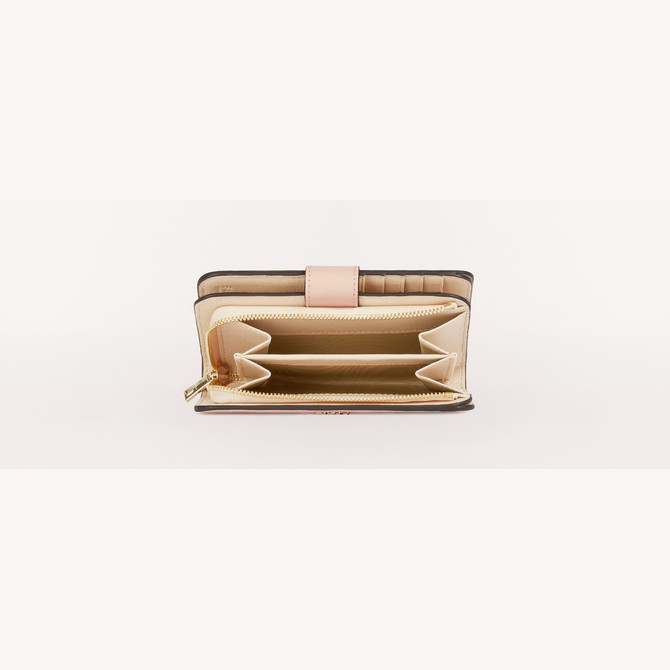 COMPACT WALLET  CANDY ROSE FURLA BABYLON