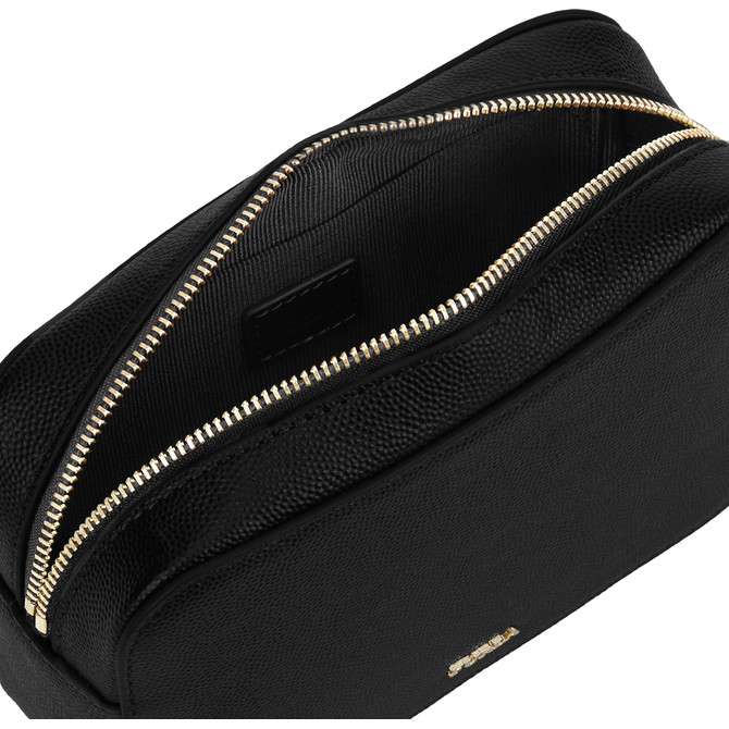 BELT BAG NERO FURLA BABYLON