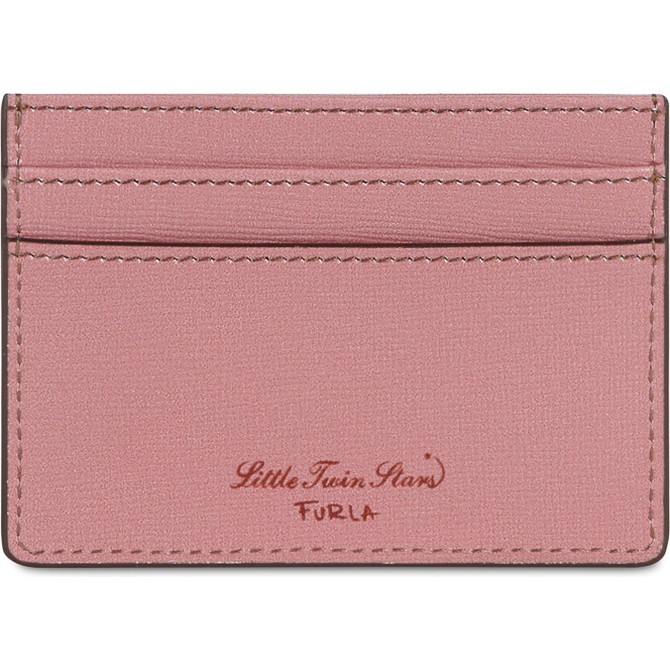 CREDIT CARD CASE TONI ROSA FURLA KITTY