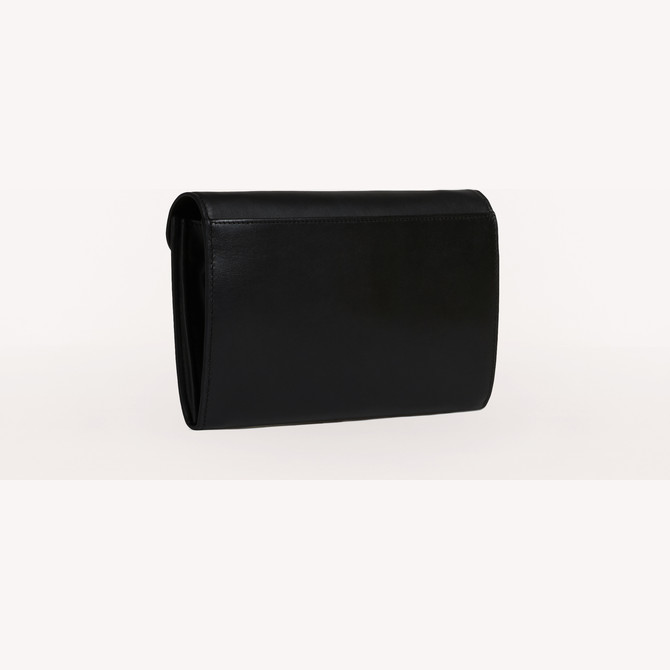 CHAIN WALLET NERO FURLA EYE
