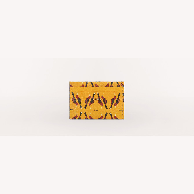 CREDIT CARD CASE TONI OCRA FURLA BABYLON