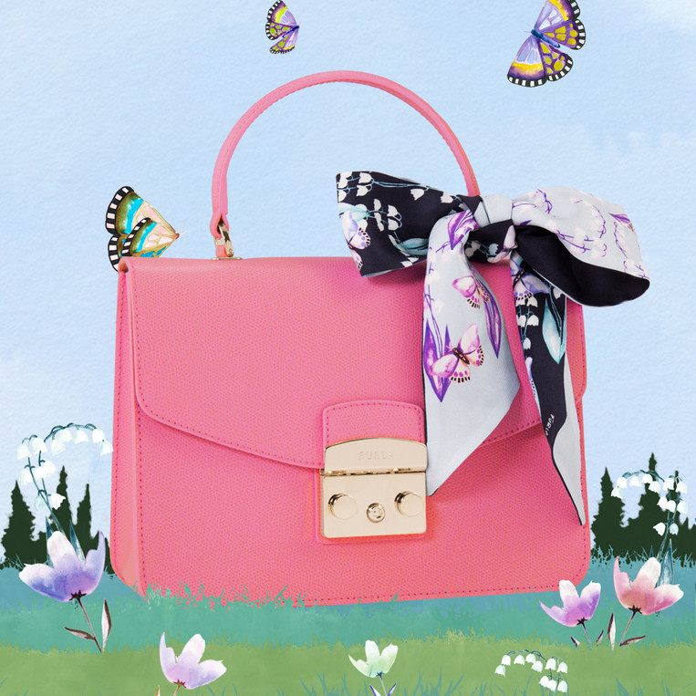Accessorise your bag